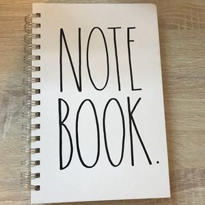 Rae Dunn Office - Rae Dunn Notebook